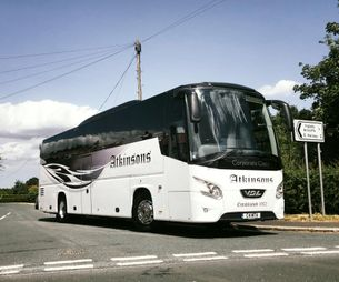 30 Seater Corporate Class